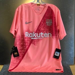 Nike Barcelona 18/19 Third Jersey- Limited Edition